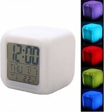 Alarm Clock LED Display Digital Alarm Clock Snooze