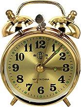 Alarm clock Mechanical Gold Alarm Clock Manual