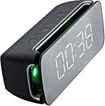 Alarm Clock Plastic Electronic Watch Desktop