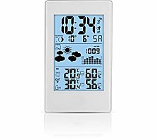 Alarm Clock Weather Station with Barometer
