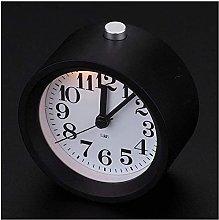Alarm Clock With Nightlight Silent Snooze Creative