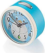 Alarm Clock With Nightlight Silent Student Snooze