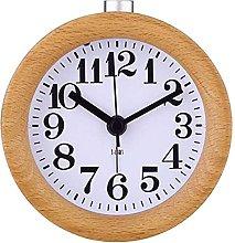 Alarm Clock With Nightlight Silent Wake Up Timer