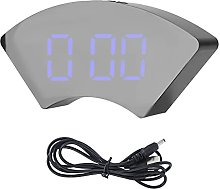 Alarm Clock with Usb Charger, Electronic Digital