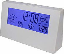 Alarm Clocks Alarm Clock Temperature Humidity