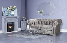 Alayna 2 Seater Chesterfield Sofa Willa Arlo