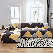 Alayth Stretch Sofa Covers 2 And 3 Seater L Shape