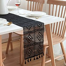 Alayth Table Bedding Mat Kitchen Lace Tablecloth