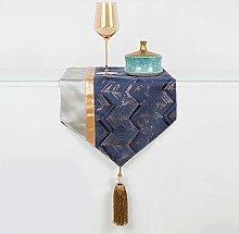 Alayth Table Linens Decoration Diamond Pattern