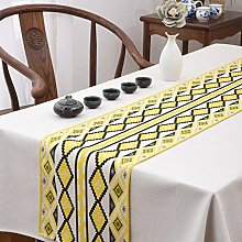 Alayth Table Linens Runners Artificial Silk
