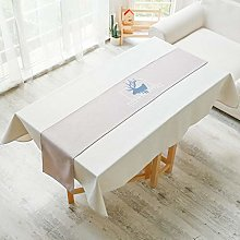 Alayth Table Runner Decoration Cotton And Linen
