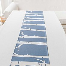 Alayth Table Runner Decorations Cotton And Linen