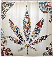 Alaza Marijuana Leaf Cannabis Grow Model Tribal