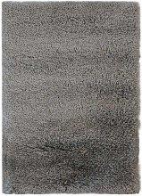 Albany Silver Shaggy Rug 120x170cm