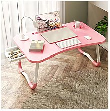 ALBBMY Days Overbed Table,Collapsible Notebook