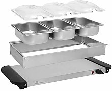 ALBERT AUSTIN Buffet Server & Warming Tray - Food