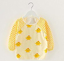Alberta Comfortable Cotton Bandana Baby Apron