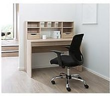 Albion Desk With Shelves And Drawers