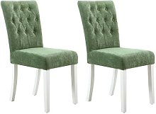 Albion Upholstered Dining Chair (Set of 2) East