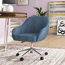Alcaraz Task Chair Mercury Row Colour