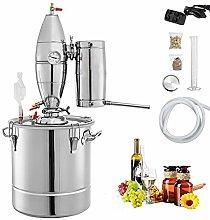 Alcohol Distiller, Distiller Kit Stainless Steel