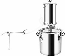 Alcohol Distiller Moonshine Still Kit Home
