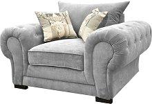 Alcrossagh Armchair Three Posts Upholstery Colour: