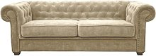 Alderwood 2 Seater Chesterfield Sofa Bed Three
