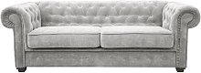 Alderwood 3 Seater Chesterfield Sofa Bed Three