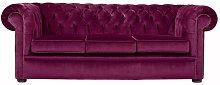Aldo 3 Seater Sofa Willa Arlo Interiors Colour: