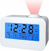 ALEENFOON Digital LED Backlight Alarm Clock,
