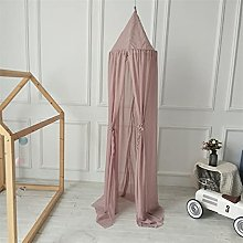 ALEIGEI Princess Lace Kids Baby Bed Canopy