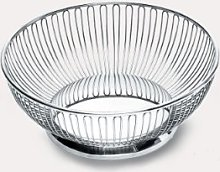 Alessi 826/20 Round Wire Design Basket Stainless