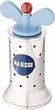 Alessi 9098 Design Pepper Mill with Fins Stainless