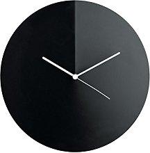 Alessi Arris ACO05 B Wall Clock Steel Coloured