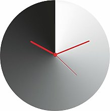 Alessi Arris ACO05 Wall Clock 18/10 Stainless
