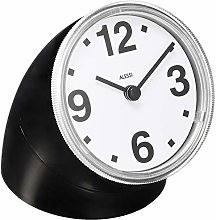 Alessi Cronotime Desk clock, Black