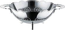 Alessi Dressed Colander Stainless Steel Mirror
