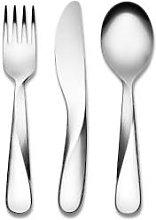 Alessi - Giro Kids Cutlery Set