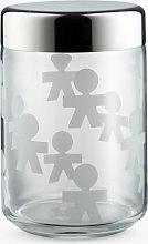 Alessi Girotondo Storage Jar, 1L