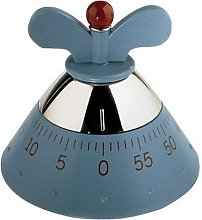 Alessi Kitchen Timer, Blue