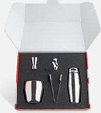 Alessi North Tide Cocktail Shaker Set