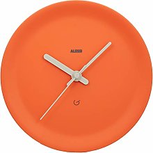 Alessi Ora Out Edge Mounted Clock-Thermoplastic