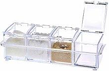 AleXanDer1 Spice storage Kitchen Seasoning Box