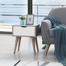 Alford Living Room Office End Lamp Table Sofa Side