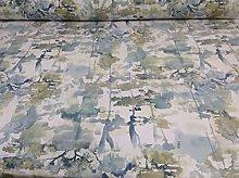 Alfresco Blue Slate Cotton Prestigious Textiles