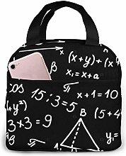 Algebra Geometry Abstract Math Wyoming State Flag