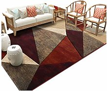 ALGFree Area Rug Nordic Style Simple Bedroom Sofa