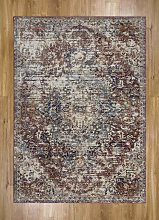 Alhambra 6504B Red Rectangle Traditional Rug