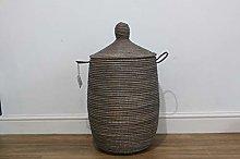 Alibaba Laundry Basket with Lid | Toy Basket |